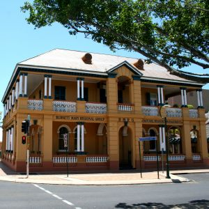 Commercial Bank of Sydney (former) (2010); Heritage Branch Staff
