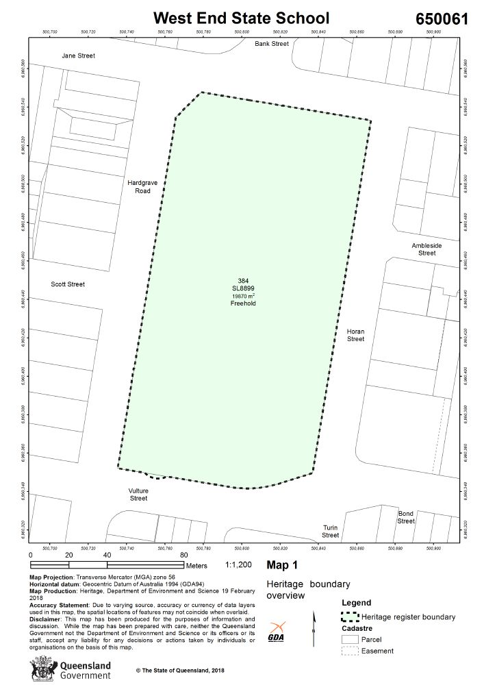 West End State School | Environment, land and water | Queensland