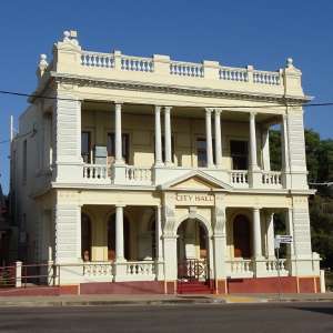 Queensland National Bank (former), from Mosman Street (Applicant, Application for Entry, 2020); Applicant, Application for Entry, 2020