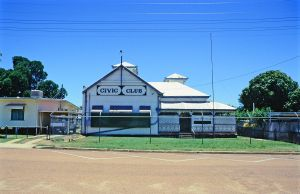 Charters Towers Civic Club (2001); Heritage Branch