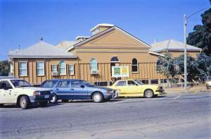 School of Mines, Charters Towers (1992); Heritage Branch