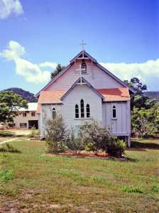 Holy Trinity Anglican Church (1992); Heritage Branch