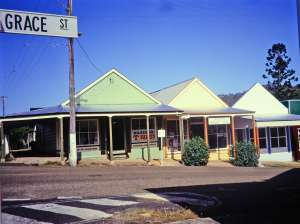 Jack & Newell General Store & Petrol Bowser (former) (1992); Heritage Branch