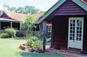 Burrandowan Station Homestead (2001); Heritage Branch