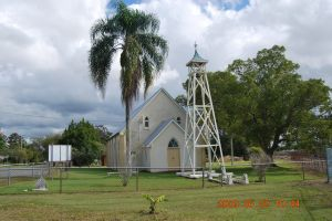 Bethania Lutheran Church (2009); Heritage Branch staff; EHP