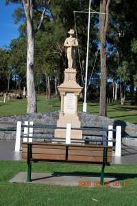 Pimpama and Ormeau memorial  (2009); Heritage Branch staff; EHP
