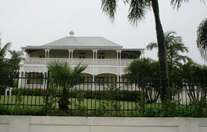 Cintra House (2009); Heritage Branch staff