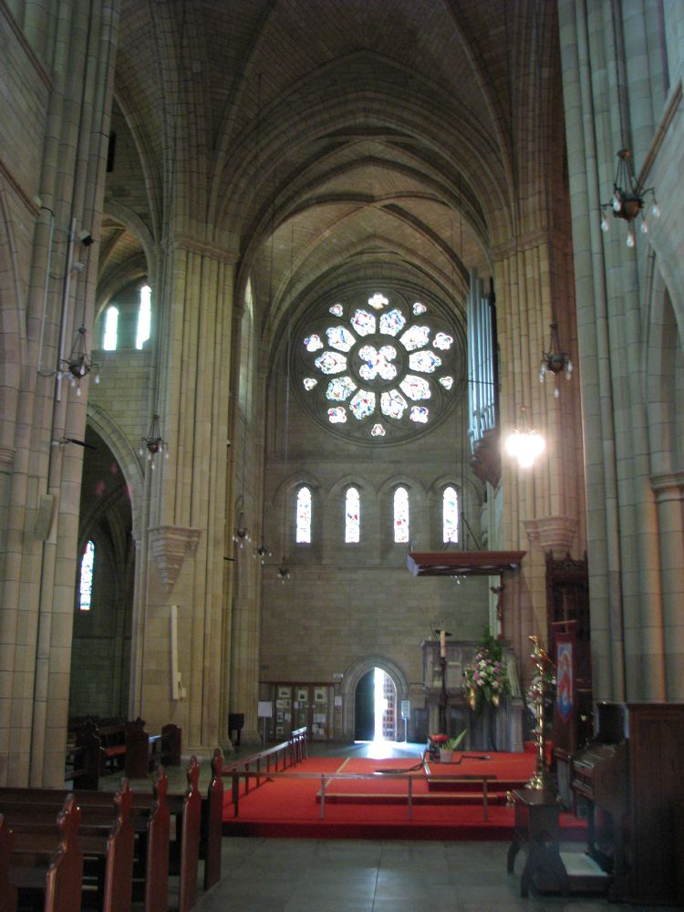 St Johns Cathedral | Environment, land and water