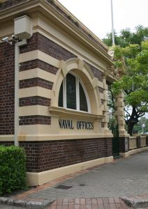 Naval Offices (former), Brisbane (2003); Leanne White