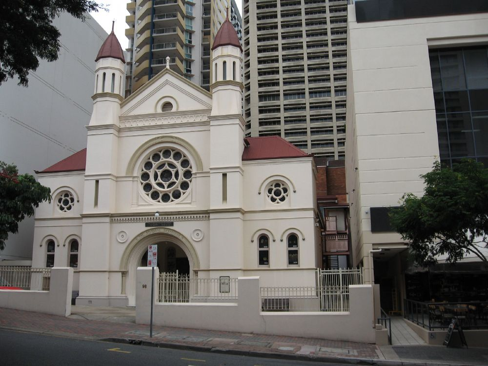 SYNAGOGUES IN QUEENSLAND, AUSTRALIA