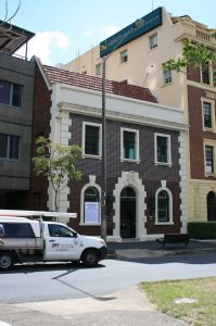 Lister House (2008); Heritage Branch staff