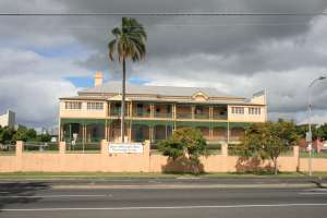 Queen Alexandra Home (2009); Heritage Branch staff