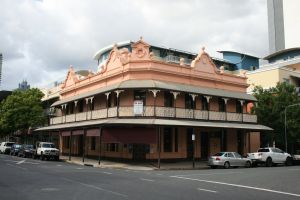 Coronation Hotel (2014); Vic Bushing