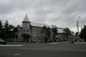 South Brisbane Library (former) (2008); Heritage Branch
