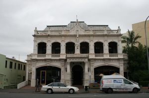 Princess Theatre (2008); Heritage Branch staff