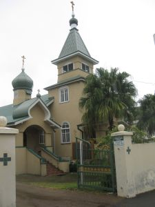 St Nicholas Russian Orthodox Cathedral (2009); Heritage Branch staff