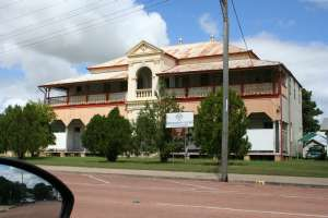 Charters Towers Masonic Lodge (2010); Heritage Branch staff