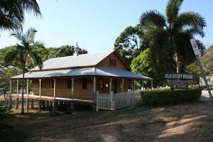 Port Douglas Court House Museum (2009); Heritage Branch staff