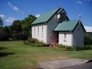 St Marks Anglican Church (2003); Heritage Branch staff