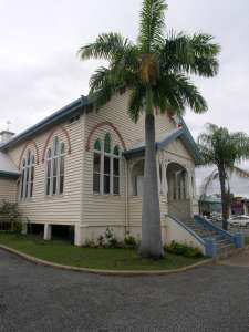 Our Lady Star of the Sea Church & School (2007); Heritage Branch staff