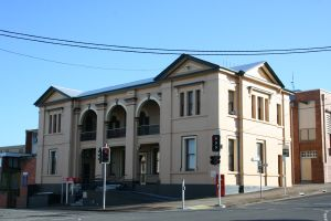 My Country; Old Post Office (2009); Heritage Branch staff