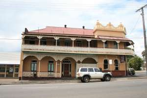Ulster Hotel (2009); Heritage Branch staff