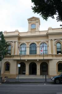 Old Town Hall | Environment, land and water | Queensland Government