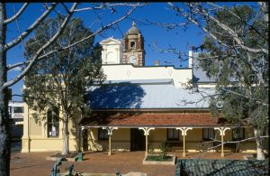 Ipswich Council Offices (Former) (2008); Heritage Branch staff