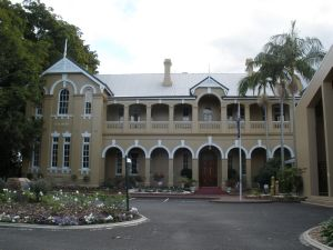 Ipswich Girls Grammar School (2009); Heritage Branch staff