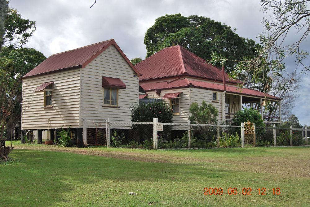 Mayes Cottage Environment Land And Water Queensland
