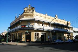 Post Office Hotel (2009); Heritage Branch staff
