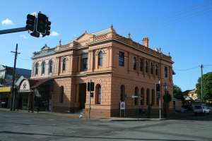 Australian Joint Stock Bank (former), from S (2009); Heritage Branch staff