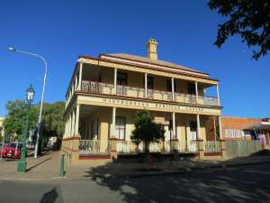 Maryborough Heritage Centre (2014); Heritage Branch staff