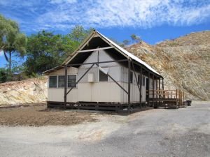 Tent House (Mount Isa) (2013); Heritage Branch