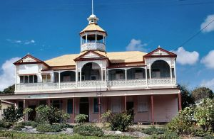 Queensland National Hotel (former) (1994); Heritage Branch staff