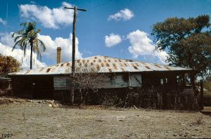 Tarong Homestead (1997); Heritage Branch staff