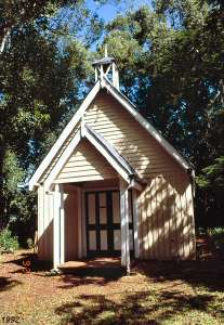 St Andrews Church, from N (1992); Heritage Branch staff