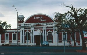 Schotia Place (1993); Heritage Branch staff