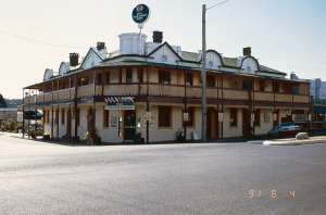 Central Hotel (1991); Heritage Branch staff