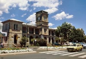 Toowoomba Post Office (former) (1998); Heritage Branch staff