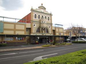Strand Theatre (2012); Vic Bushing