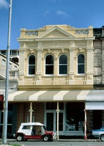 Atkinson & Powell Building (former) (2000); Heritage Branch staff
