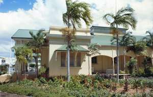 Townsville Magistrates Court (former) (1995); Heritage Branch staff