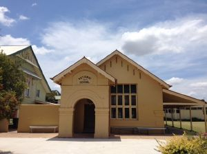 Warwick East State School (2014); Heritage Branch Staff