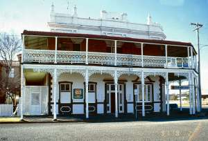 National Hotel (1991); Heritage Branch staff