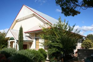 Assembly Hall (2008); Heritage Branch staff