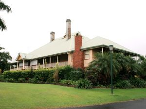 Fairymead House (2009); Heritage Branch staff