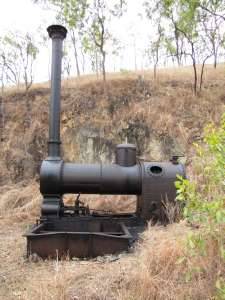 Robey undertype semi-portable steam engine (2011); Heritage Branch