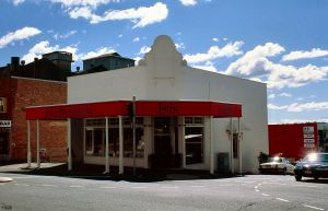 Corbett and Son Store (former) (1998); Heritage Branch staff
