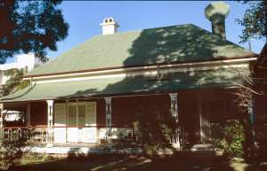 Hanworth (1997); Heritage Branch staff